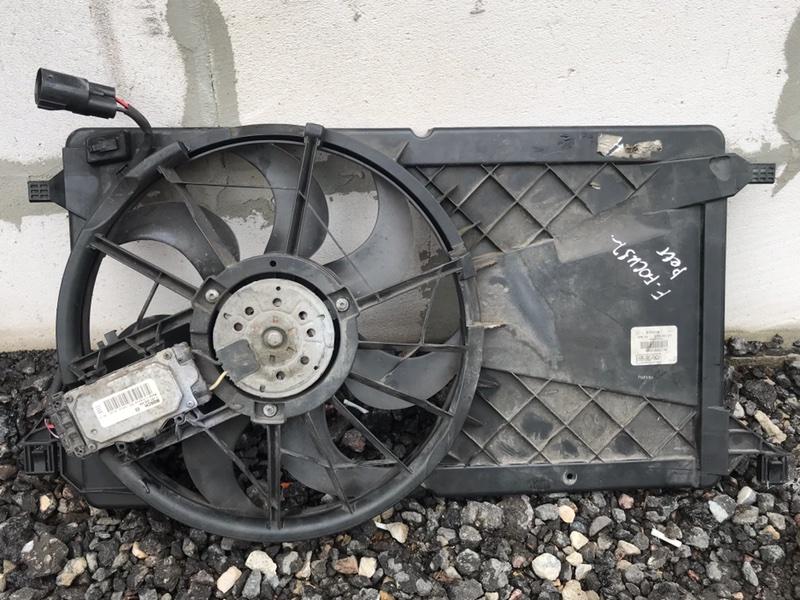 Вентилятор охлаждения Ford Focus 2 2005-2007 1.8 QQDB 2007 (б/у)