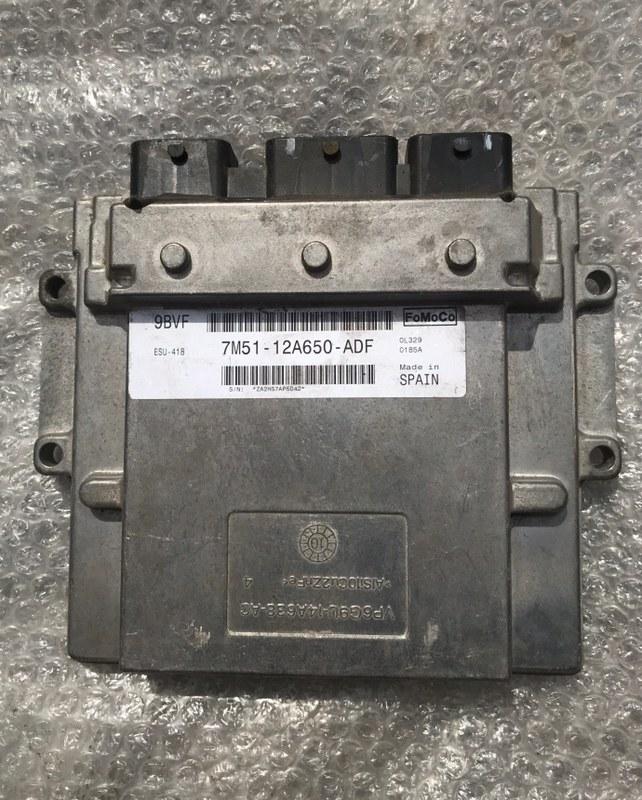 Блок управления двигателем pcm Ford Focus 2 2008-2010 1.8 QQDB 2009 (б/у)