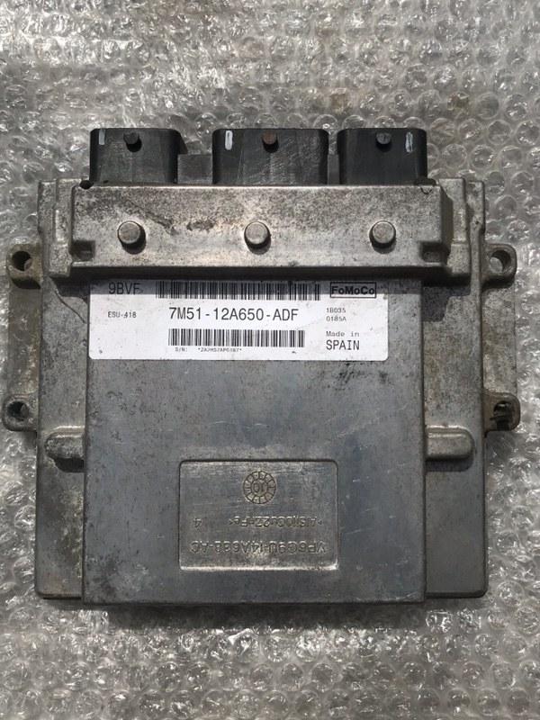 Блок управления двигателем pcm Ford Focus 2 2008-2010 1.8 QQDB 2010 (б/у)