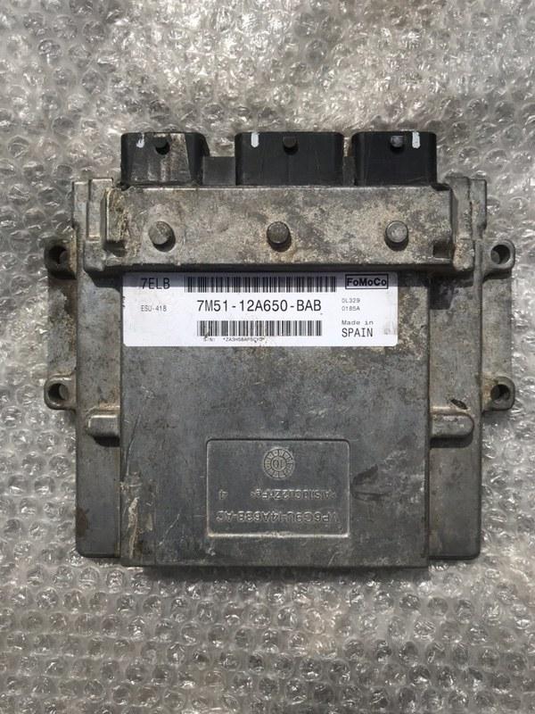 Блок управления двигателем pcm Ford Focus 2 2008-2010 2.0 AODA 2008 (б/у)