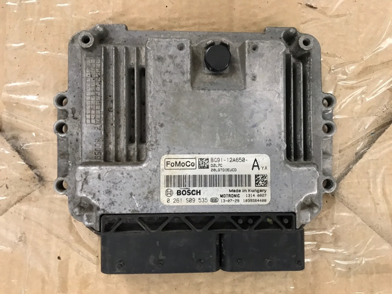 Блок управления двигателем pcm Ford Mondeo 4 2008-2014 2.0L ECOBOOST 2013 (б/у)