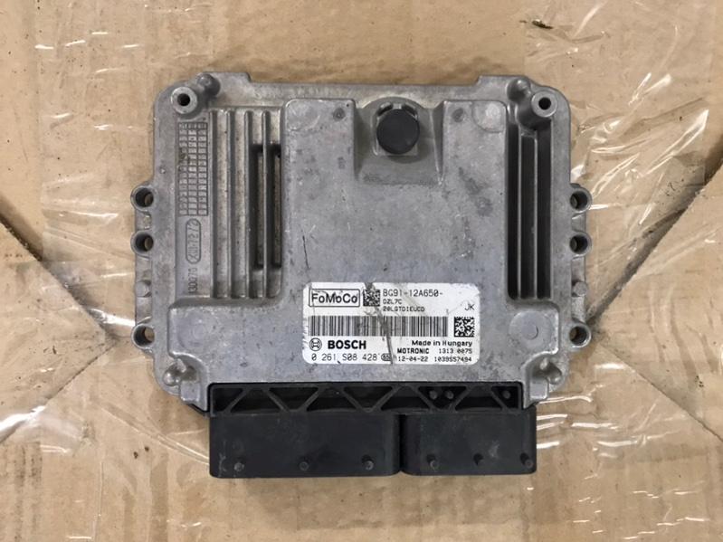 Блок управления двигателем pcm Ford Mondeo 4 2008-2014 2.0L ECOBOOST 2012 (б/у)