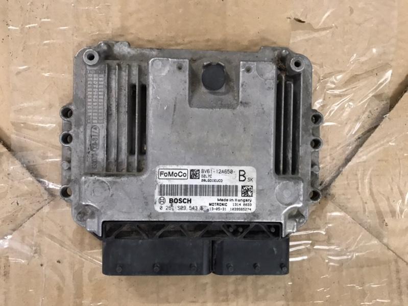 Блок управления двигателем pcm Ford Focus 3 2011-2015 2.0 2012 (б/у)