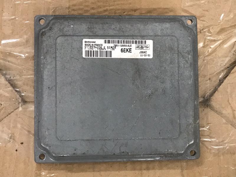 Блок управления двигателем pcm Ford Focus 2 2008-2010 1.6 2008 (б/у)