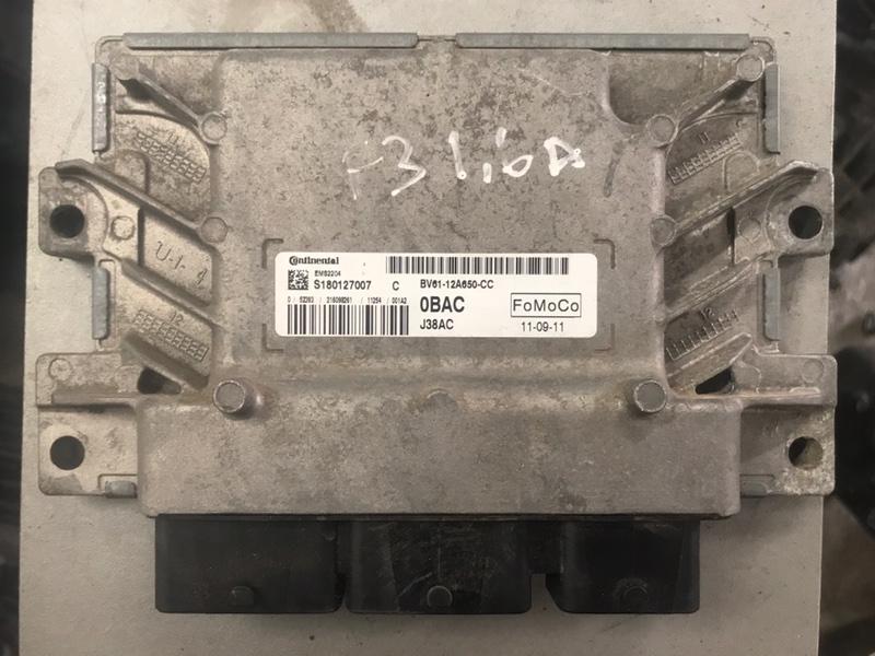 Блок управления двигателем pcm Ford Focus 3 2011-2018 1.6L 2015 (б/у)