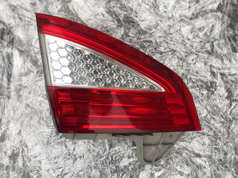Фонарь Ford Mondeo 4 2007-2010 2.0L 2009 задний левый (б/у)