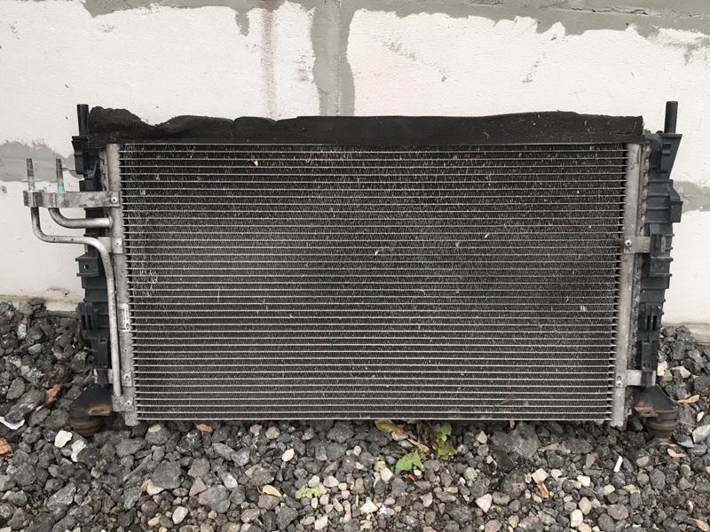 Кассета радиаторов Ford Focus 2 2008-2011 1.8 QQDB 2008 (б/у)