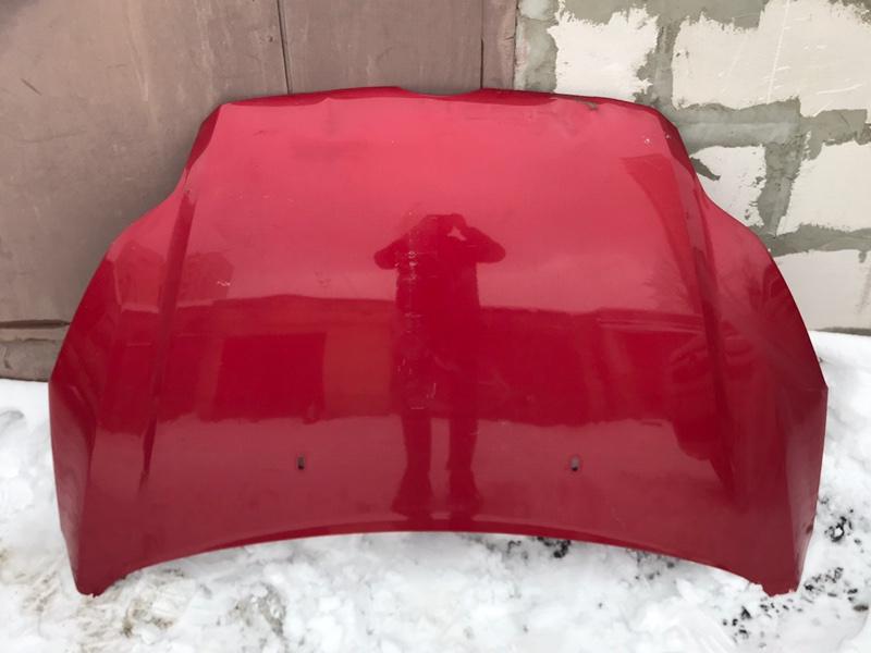 Капот Ford Focus 3 2011-2014 1.6 2012 (б/у)