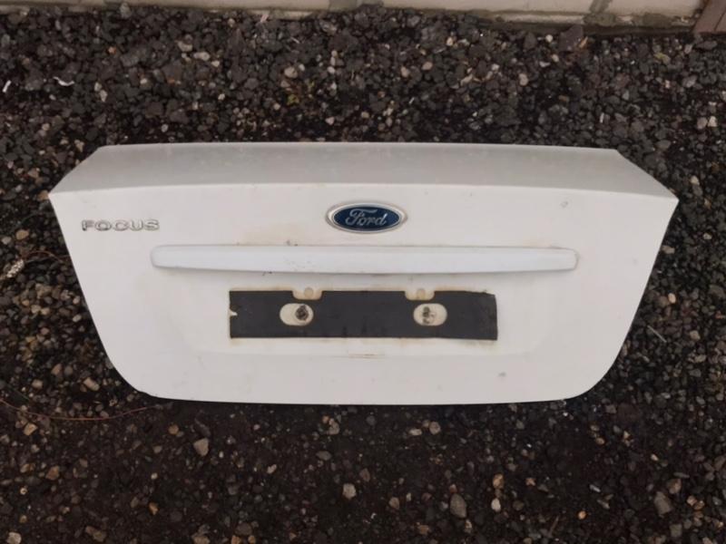 Крышка багажника Ford Focus 2 2005-2010 2008 (б/у)