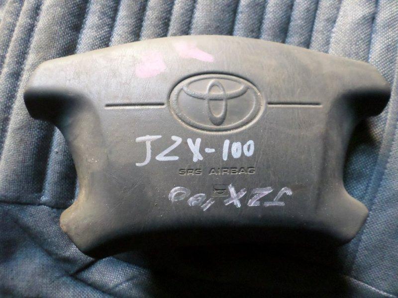 Airbag водительский Toyota Mark Ii GX100 (б/у)