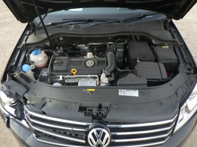 Лонжерон Volkswagen Passat 3CZE B7 CAX 2014 левый (б/у)