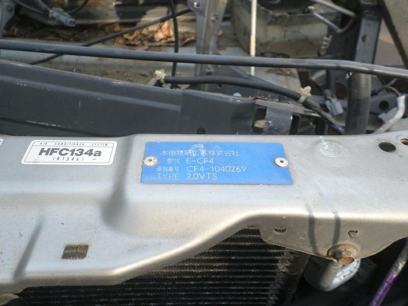 Телевизор Honda Accord CF4 (б/у)