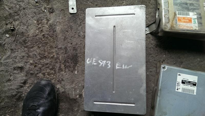 Блок efi Isuzu Wizard UES73EW 4JX1 (б/у)