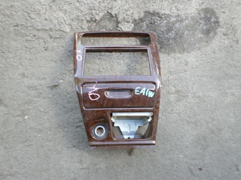 Консоль магнитофона Mitsubishi Legnum EA1W (б/у)
