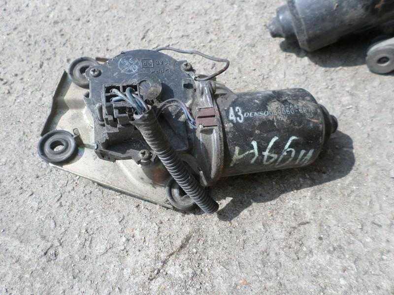 Мотор дворников Mitsubishi Pajero Io H66W (б/у)