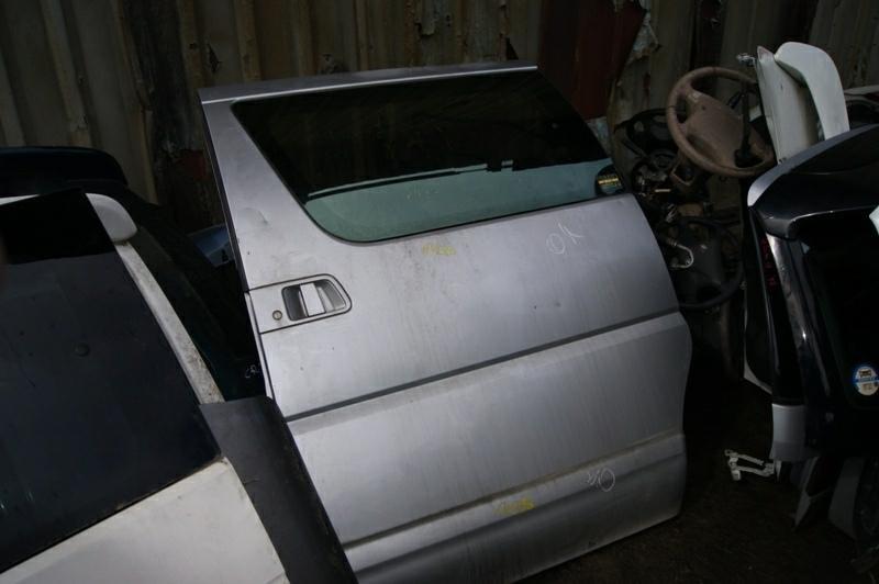 Дверь боковая Nissan Elgrand AVE50 QD32-TE (б/у)