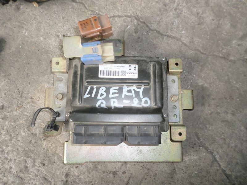 Блок efi Nissan Liberty RM12 QR20 (б/у)