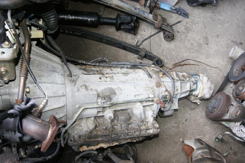 Акпп Nissan Skyline V35 VQ25 (DD) (б/у)