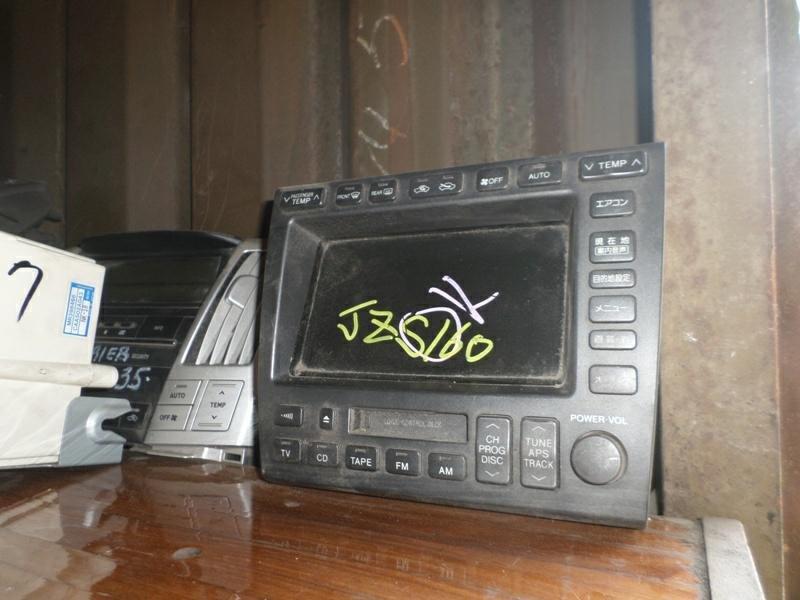 Монитор Toyota Aristo JZS160 (б/у)