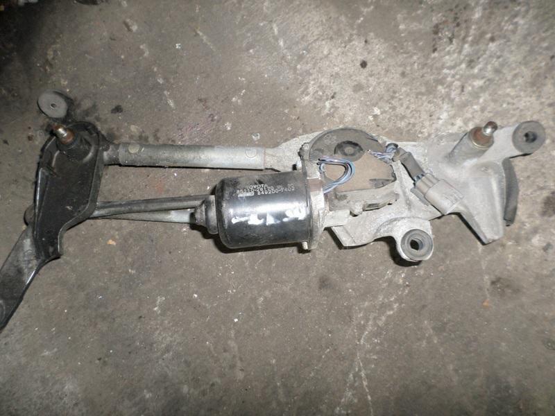Мотор дворников Toyota Estima ACR30 (б/у)