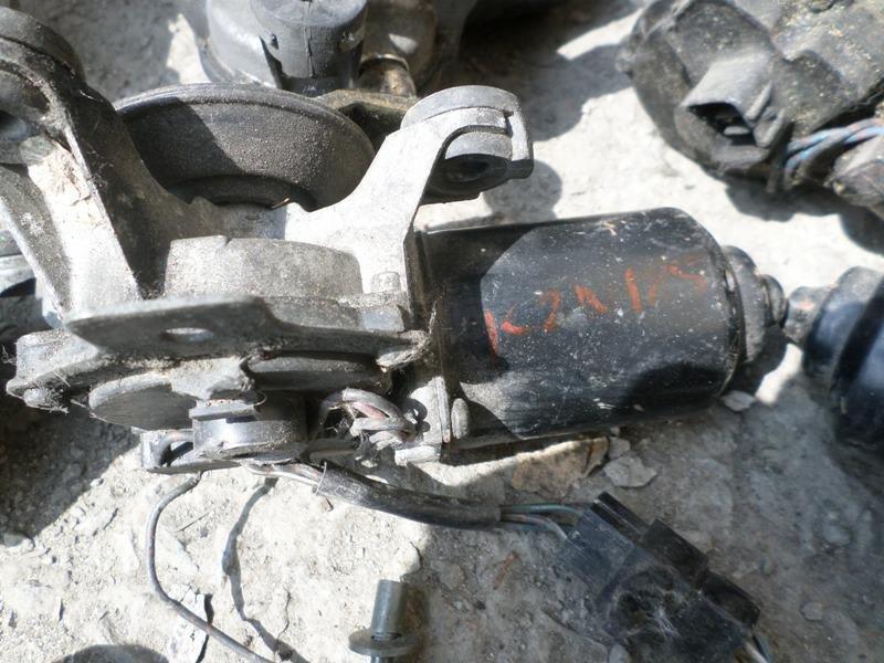 Мотор дворников Toyota Hilux Surf KZN185 (б/у)