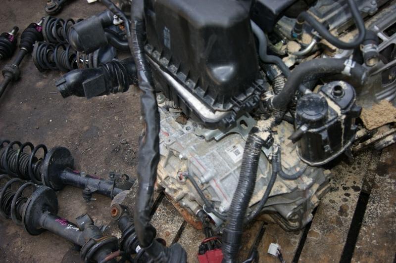 Акпп Toyota Sienta NCP81 1NZ-FE (б/у)