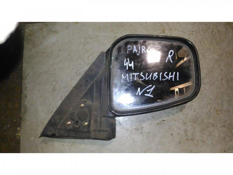 Уши Mitsubishi Pajero 44 правые (б/у)