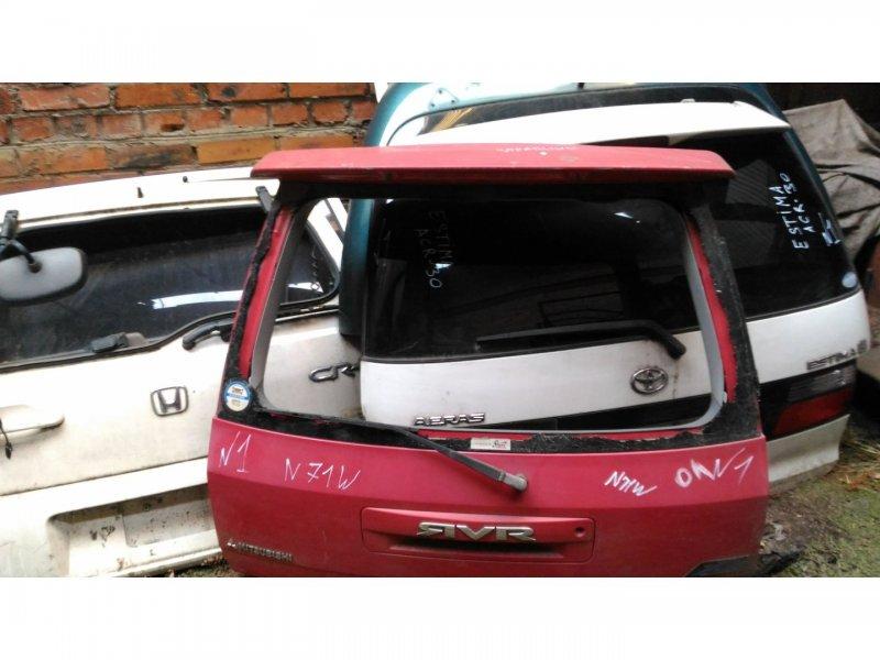 Дверь 5-я Mitsubishi Rvr N71W (б/у)