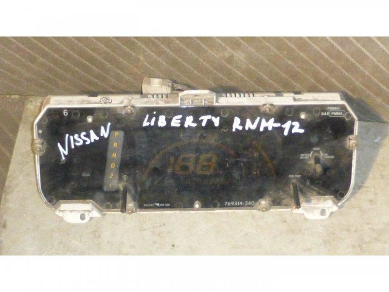 Спидометр Nissan Liberty RM12 QR20 (б/у)