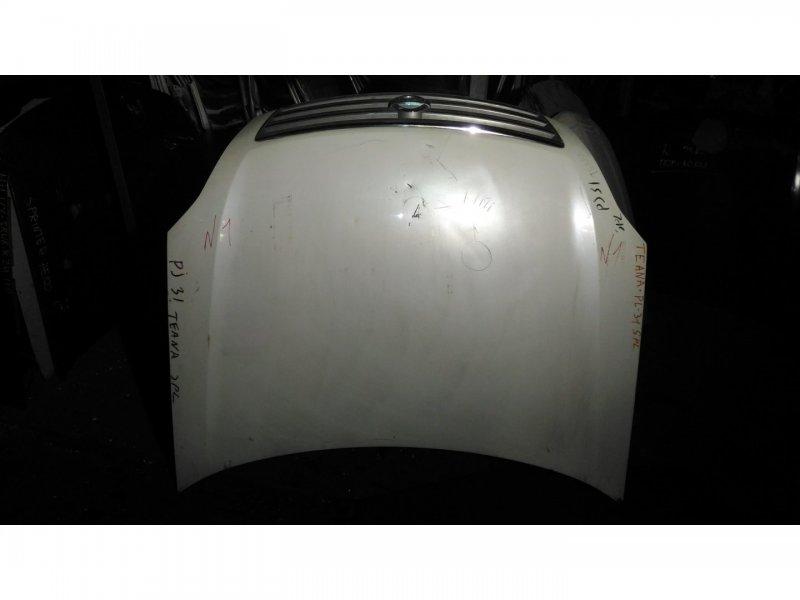 Капот Nissan Teana PJ31 (б/у)
