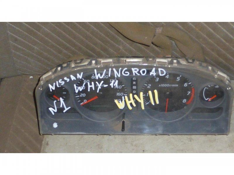 Спидометр Nissan Wingroad WFY11 (б/у)