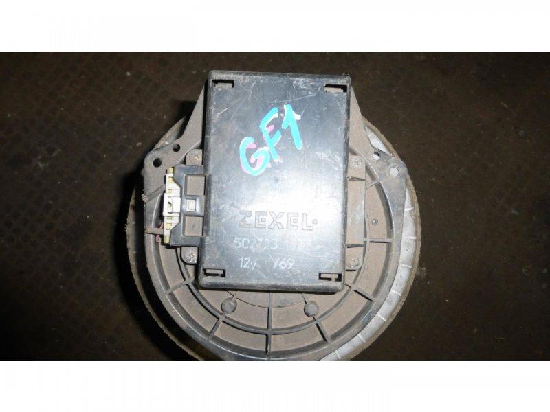 Мотор печки Subaru Impreza GF1 (б/у)