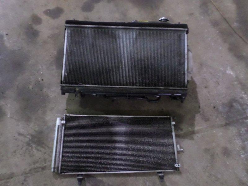 Радиатор кондиционера Subaru Legacy B4 BM9 EJ253 2010 (б/у)