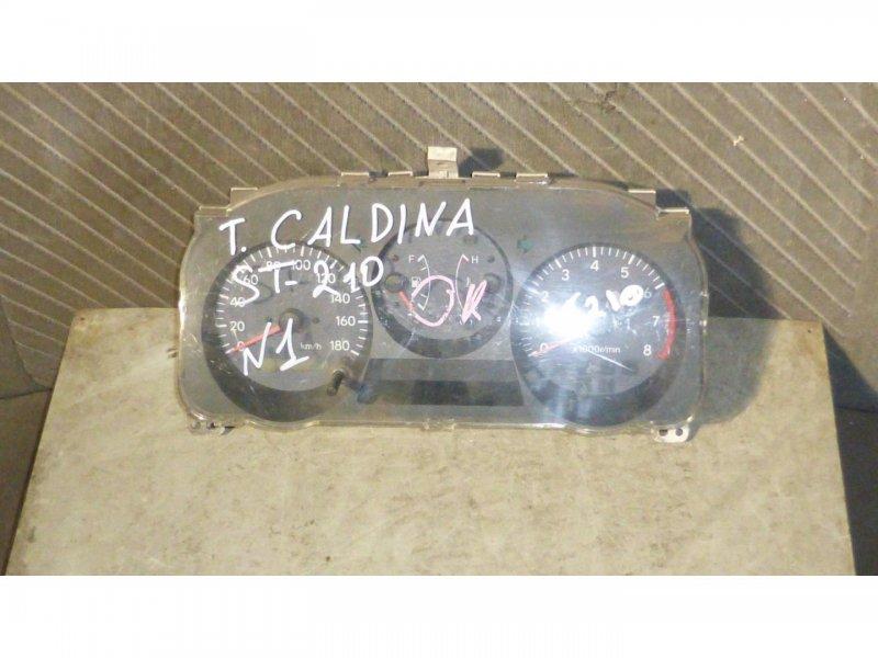 Спидометр Toyota Caldina ST210 3S-FE (б/у)