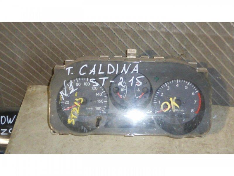 Спидометр Toyota Caldina ST215 3S-FE (б/у)