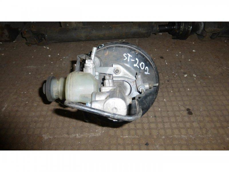 Главный тормозной цилиндр Toyota Carina Ed ST202 (б/у)