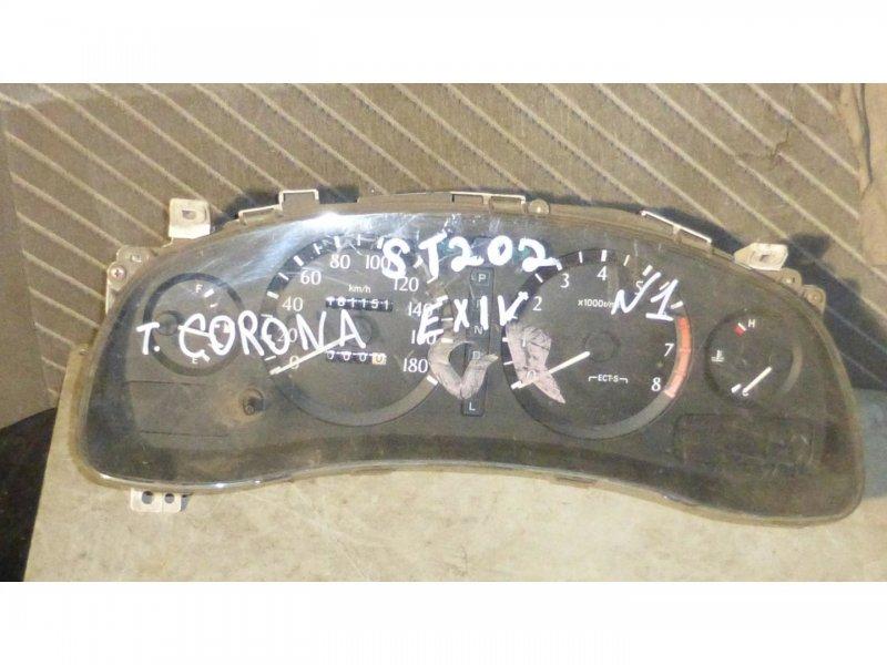 Спидометр Toyota Carina Ed ST202 3S (б/у)