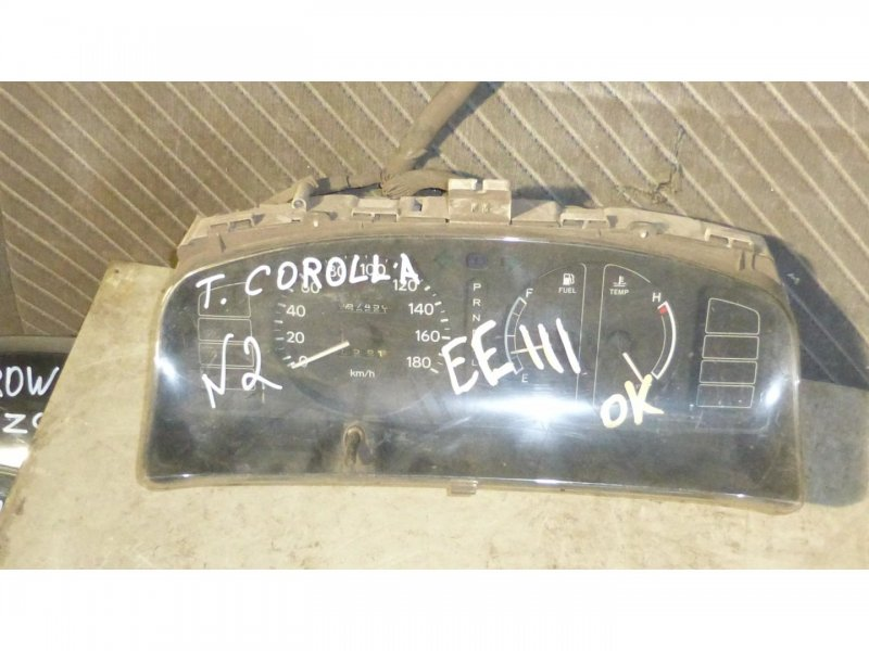 Спидометр Toyota Corolla EE111 4EFE (б/у)