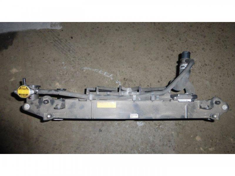 Радиатор основной Toyota Corolla  Axio ZRE142 (б/у)