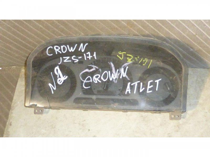Спидометр Toyota Crown JZS171 1JZ-GTE (б/у)