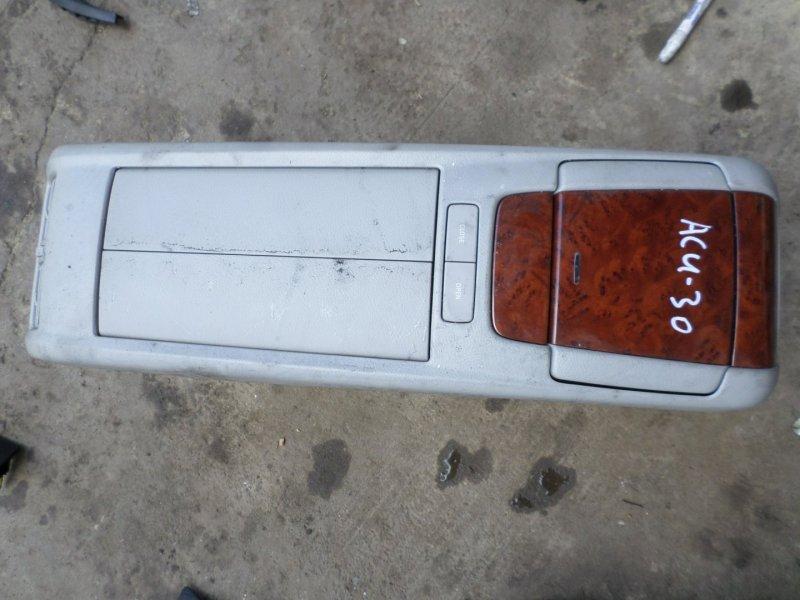 Бардачок между сиденьями Toyota Harrier ACU30 2AZ 2007 (б/у)