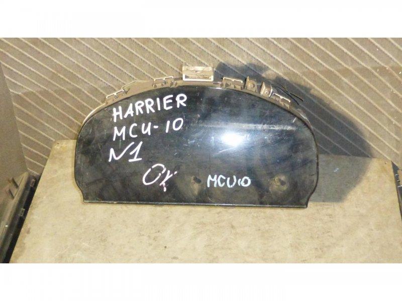 Спидометр Toyota Harrier MCU10 1MZ-FE (б/у)