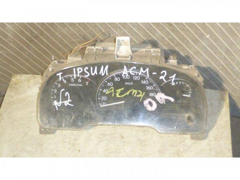 Спидометр Toyota Ipsum ACM21 2AZ (б/у)