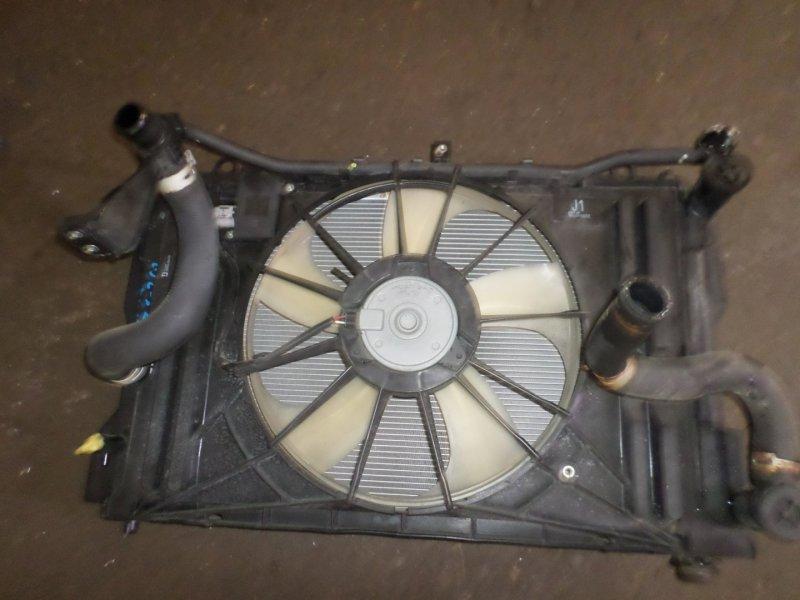 Радиатор основной Toyota Premio NZT260 (б/у)