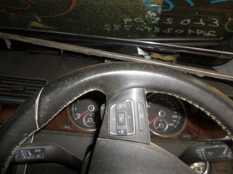 Руль Volkswagen Passat 3CZE B7 CAX 2014 (б/у)