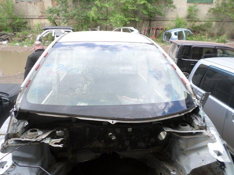 Стекло лобовое Honda Fit GP5 (б/у)