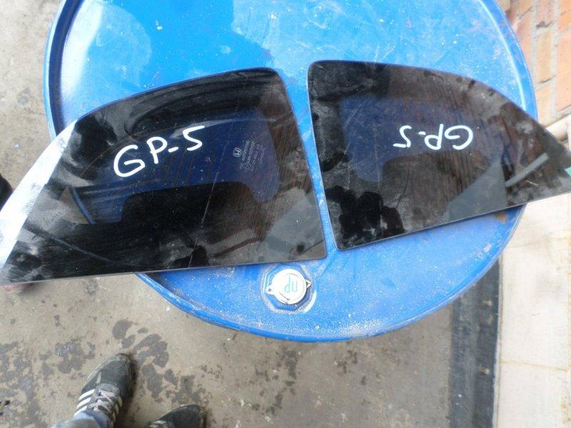 Стекло собачника Honda Fit GP5 правое (б/у)