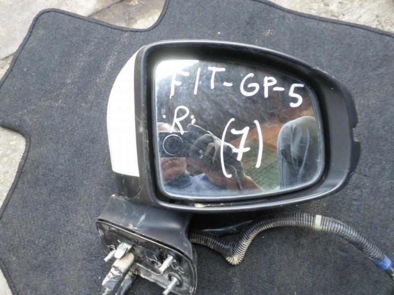 Уши Honda Fit GP5 правые (б/у)