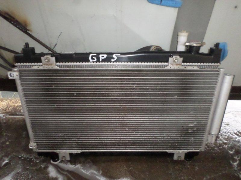 Радиатор основной Honda Fit GP5 LEB (б/у)