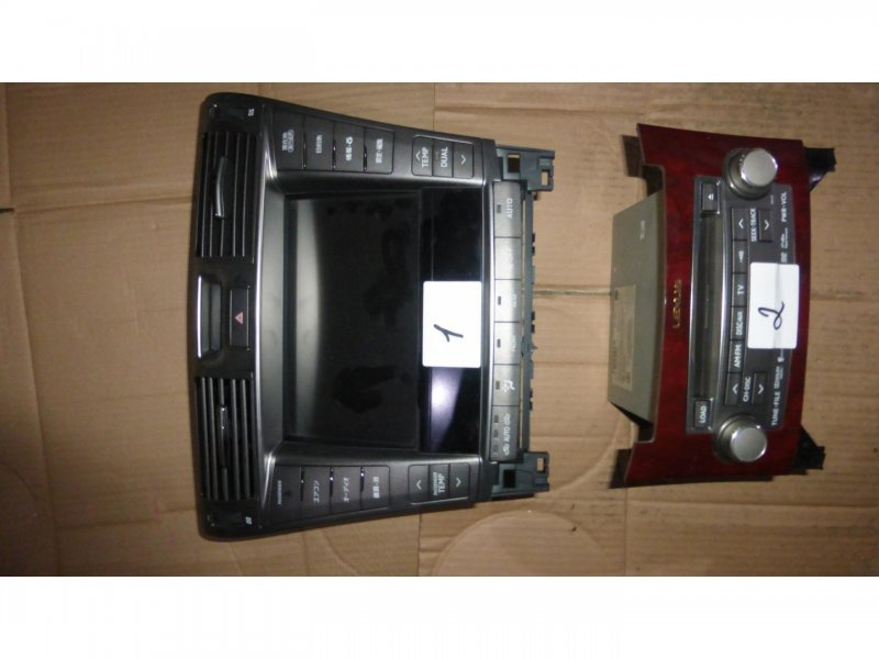 Магнитофон Lexus Ls600H UVF45 2UR-FSE (б/у)